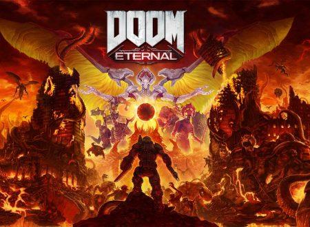 Doom Eternal: il titolo è in arrivo il 22 novembre sui Nintendo Switch europei