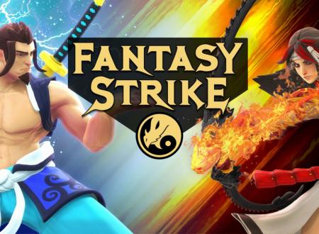 Fantasy Strike: il titolo è in arrivo il 25 luglio sui Nintendo Switch europei