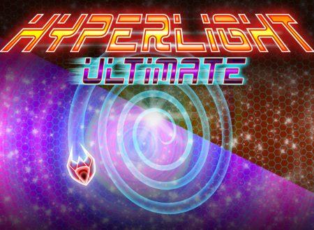 Hyperlight Ultimate: il titolo è in arrivo il 18 luglio sull'eShop europeo di Nintendo Switch