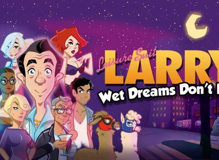 Leisure Suit Larry – Wet Dreams Don't Dry, uno sguardo in video al titolo dai Nintendo Switch europei