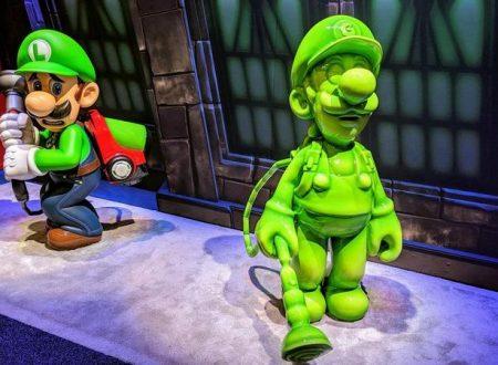 Luigi's Mansion 3: Nintendo spiega la mancanza di una data di uscita all'E3 2019
