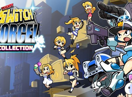 Mighty Switch Force! Collection, la raccolta è in arrivo il 25 luglio sull'eShop di Nintendo Switch