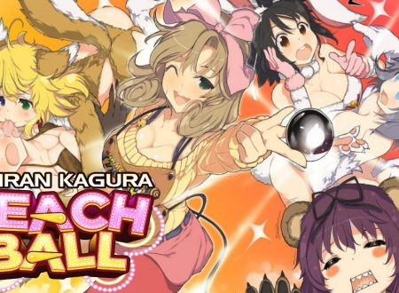 Peach Ball: Senran Kagura, uno sguardo in video ai primi 30 minuti del titolo dai Nintendo Switch europei