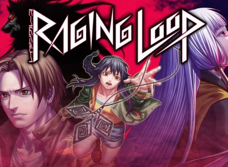 Raging Loop: la visual novel horror psicologica è in arrivo sui Nintendo Switch europei