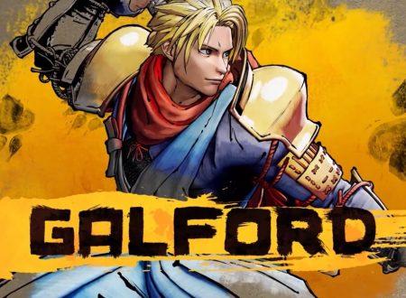 Samurai Shodown: pubblicato un nuovo trailer dedicato a Galford