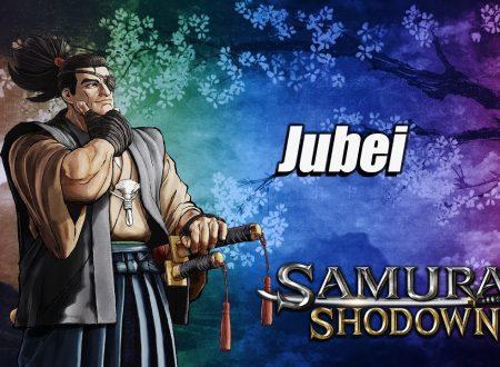Samurai Shodown: pubblicato un nuovo trailer dedicato a Jubei