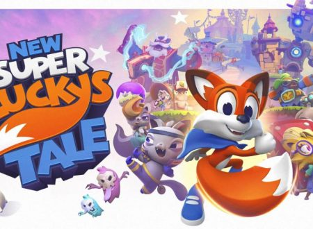 Super Lucky's Tale: il titolo è in arrivo anche in formato retail su Nintendo Switch