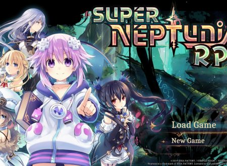Super Neptunia RPG: uno sguardo in video al titolo dai Nintendo Switch europei