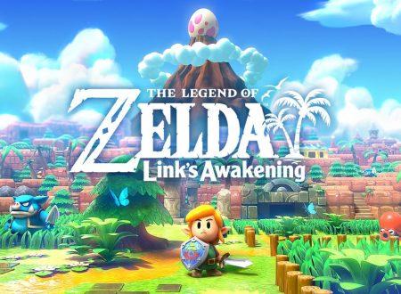 The Legend of Zelda: Link's Awakening, il titolo è in arrivo il 20 settembre su Nintendo Switch