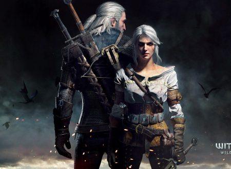 The Witcher 3: Wild Hunt – Complete Edition, i controlli touchscreen potrebbero arrivare dopo il lancio su Nintendo Switch