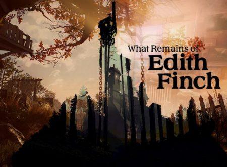 What Remains of Edith Finch: il titolo annunciato per l'arrivo su Nintendo Switch