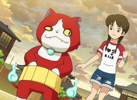 Yo-kai Watch 4: pubblicate due ore di video gameplay dai Nintendo Switch giapponesi