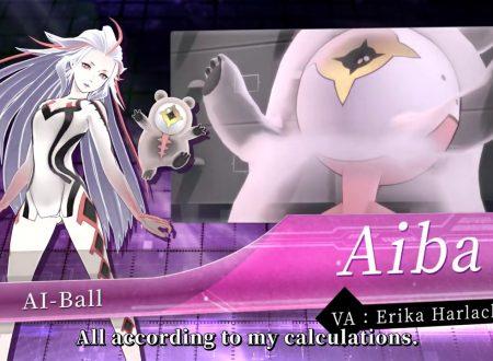AI: The Somnium Files, pubblicato il trailer inglese dedicato ai personaggi del titolo