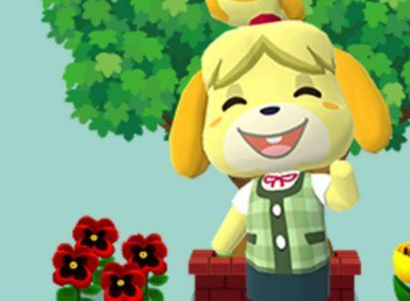 Animal Crossing: Pocket Camp, il titolo aggiornato alla versione 2.5.2 su iOS e Android