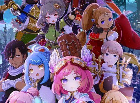 Arc of Alchemist: mostrata la boxart giapponese del titolo su Nintendo Switch