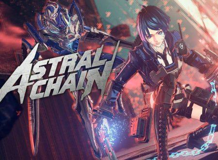 Astral Chain: pubblicato un nuovo video gameplay dall'Anime Expo 2019