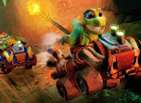 Crash Team Racing Nitro-Fueled: rivelato l'arrivo del Grand Prix, Back N. Time