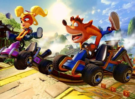 Crash Team Racing Nitro-Fueled: la versione 1.05 ridurrà i caricamenti su Nintendo Switch
