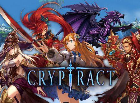 Cryptract: il fantasy game free-to-play è in arrivo l'11 luglio sull'eShop di Nintendo Switch