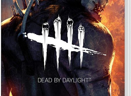 Dead by Daylight: mostrata la boxart del titolo in formato retail su Nintendo Switch