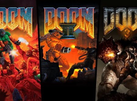 Doom, Doom II e Doom 3 sono disponibili a sorpresa sull'eShop di Nintendo Switch