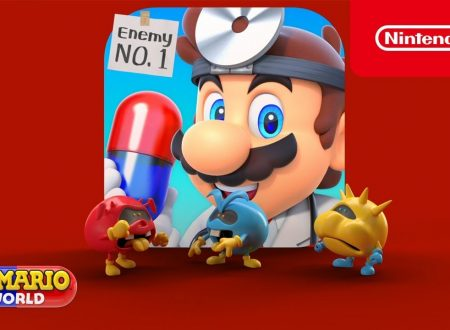 Dr. Mario World: pubblicato un nuovo spot commerciale per il titolo mobile