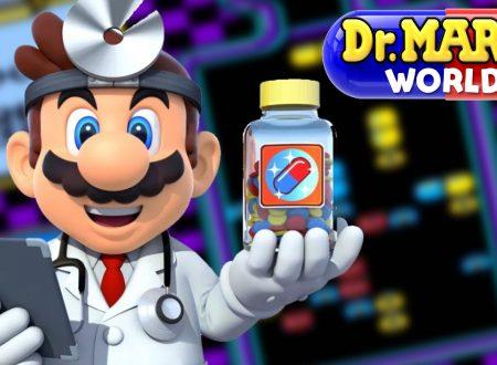 Dr. Mario World: uno sguardo in video al titolo mobile, ora disponibile su Android e iOS