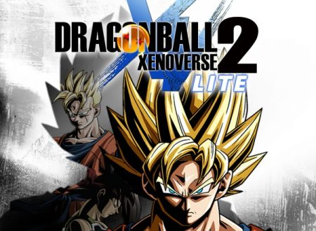 Dragon Ball Xenoverse 2 Lite è in arrivo in estate su Nintendo Switch