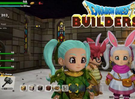 Dragon Quest Builders 2: pubblicato un nuovo trailer dedicato al multiplayer