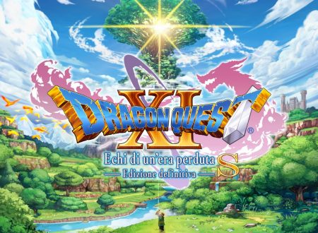 Dragon Quest XI S: Echi di un'era perduta, la versione occidentale per Nintendo Switch è entrata nella fase Gold