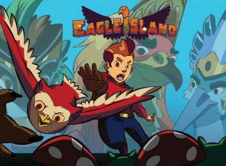 Eagle Island: uno sguardo in video al titolo dall'eShop di Nintendo Switch
