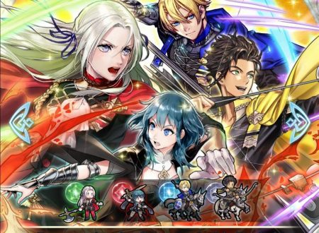Fire Emblem Heroes: ora disponibili i nuovi eroi speciali: Three Houses