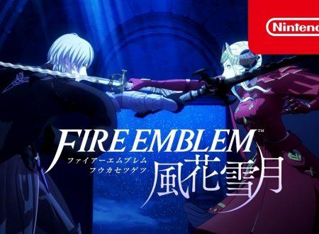 Fire Emblem: Three Houses: pubblicati nuovi trailer e informazioni sull'Expansion Pass