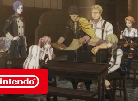 Fire Emblem: Three Houses, pubblicato un trailer dedicato all'Officers Academy