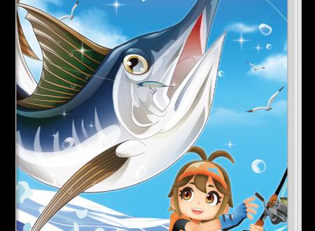 Fishing Star: World Tour, il titolo è in arrivo nei prossimi mesi in formato retail sui Nintendo Switch europei