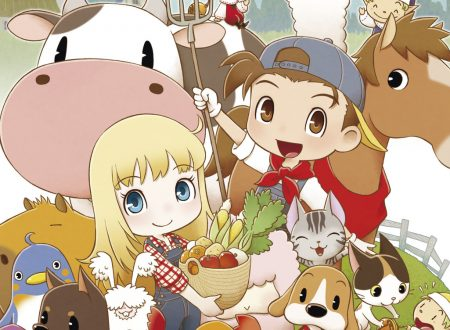 Story of Seasons: Reunion in Mineral Town, il remake è in arrivo il 17 ottobre sui Nintendo Switch nipponici