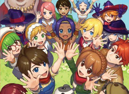 Harvest Moon: Light of Hope Special Edition Complete è in arrivo il 30 luglio su Nintendo Switch
