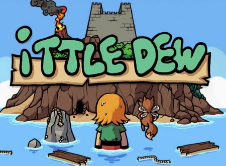 Ittle Dew: il titolo è in arrivo il 15 agosto sull'eShop di Nintendo Switch