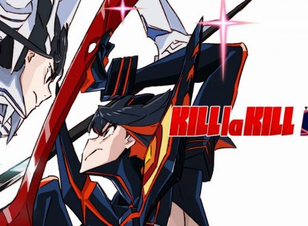Kill la Kill the Game: IF, i primi 20 minuti del titolo in video dai Nintendo Switch europei