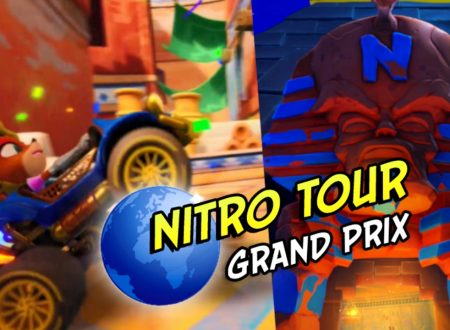 Crash Team Racing Nitro-Fueled: uno sguardo in video al Nitro Tour Grand Prix