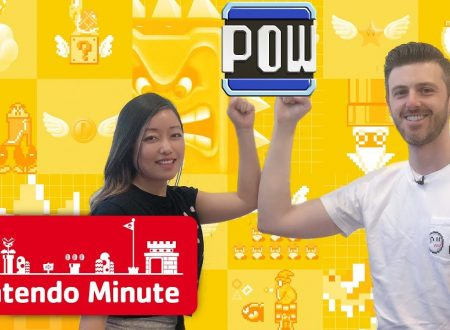 Nintendo Minute: Super Mario Maker 2: Playing YOUR Levels Part 3 in video con Kit & Krysta