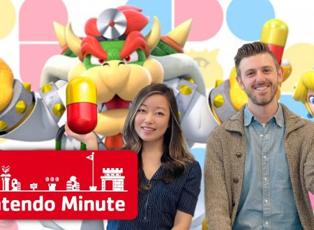 Nintendo Minute: pubblicato un video gameplay sulla Versus Mode di Dr. Mario World