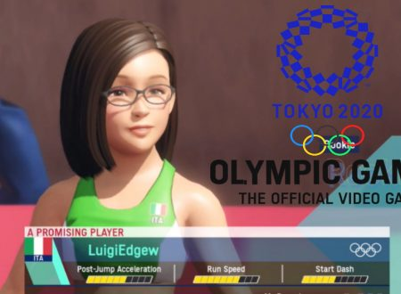 Olympic Games Tokyo 2020: The Official Video Game, uno sguardo in video al titolo dai Nintendo Switch europei