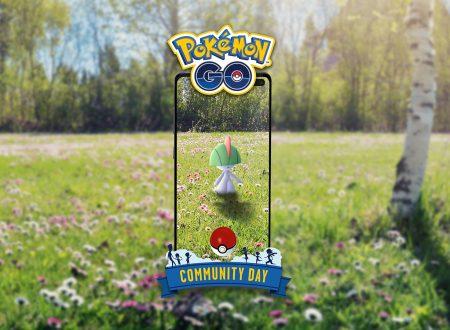 Pokèmon GO: Ralts sarà protagonista del Community Day del mese di agosto