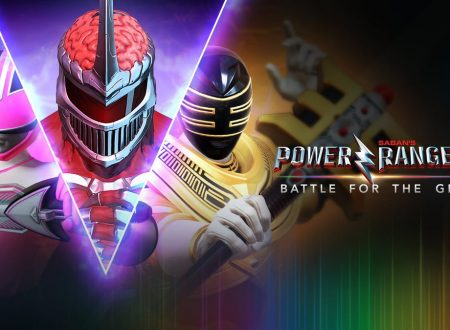 Power Rangers: Battle For The Grid, ora disponibile la versione 1.3.0 sui Nintendo Switch europei