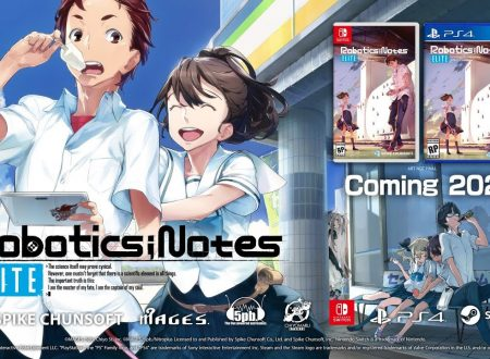 ROBOTICS;NOTES Elite: il titolo è in arrivo in Occidente su Nintendo Switch nel 2020