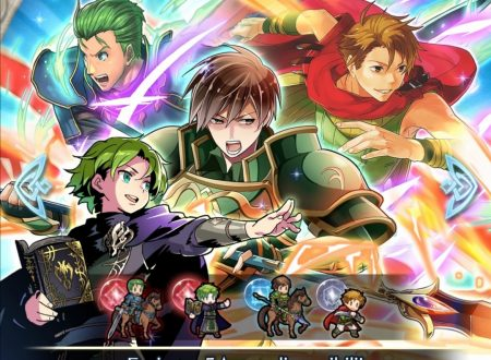 Fire Emblem Heroes: ora disponibile la preferenza evocazione: nuovo potere, con Matthew, Raigh, Roderick e Luke