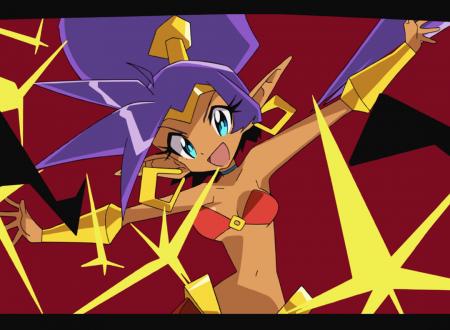 Shantae 5: un primo sguardo al video introduttivo dello Studio Trigger