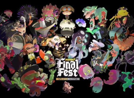 Splatoon 2: ora disponibile il Finalfest, l'ultimo Splatfest del titolo su Nintendo Switch
