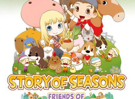 Story of Seasons: Friends of Mineral Town, il titolo aggiornato alla versione 1.0.2 su Nintendo Switch